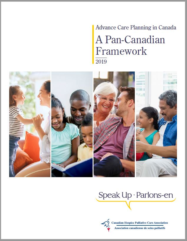 National Framework For Advance Care Planning In Canada